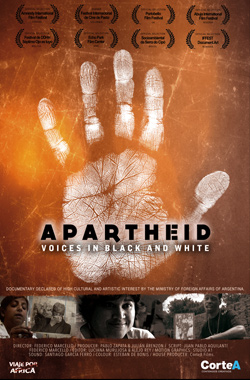 Apartheid, Voices in Black and White