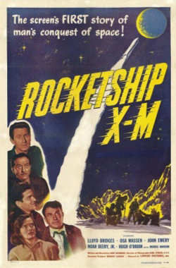 Rocketship X-M, or, Expedition Moon
