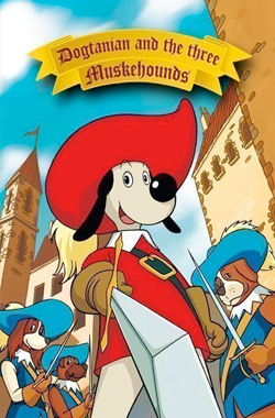 Dogtanian and the Three Muskehounds - 05. Monsieur Treville, Captain of the Musketeers