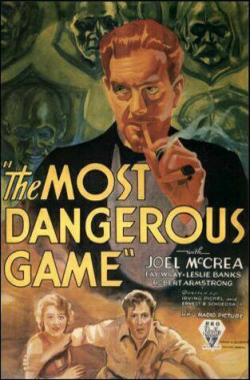 The most dangerous game, or, Hounds of Zaroff