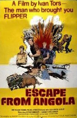 Escape from Angola, or, Return to Africa