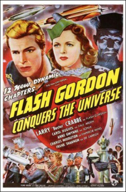 Flash Gordon conquers the Universe III