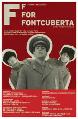 F for Fontcuberta