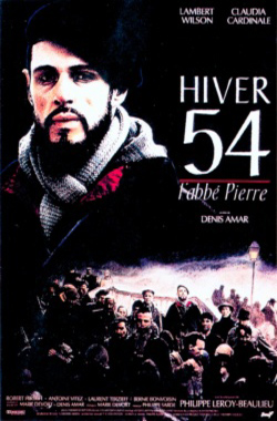 Winter of 54: father Pierre