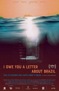 I owe you a letter about Brazil