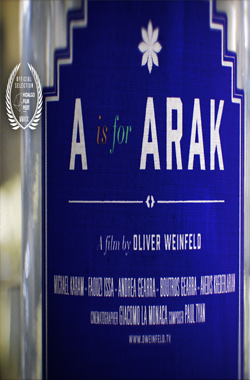 A Is for Arak