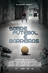 Football and barriers