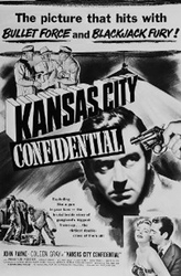 Kansas City Confidential, or, The secret four
