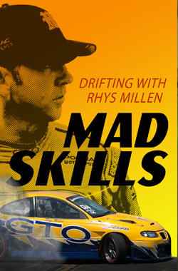 Mad Skills - drifting with Rhys Millen