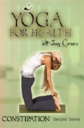 Yoga for health : Constipation