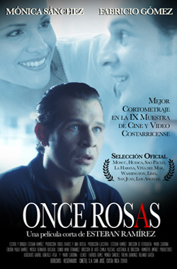 Once rosas