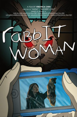 Rabbit woman