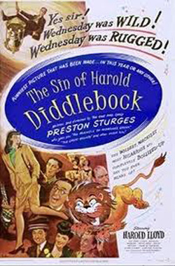 The sin of Harold Diddlebock, or, Mad Wednesday