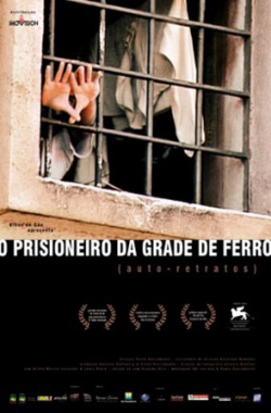 The prisoner of the iron bars